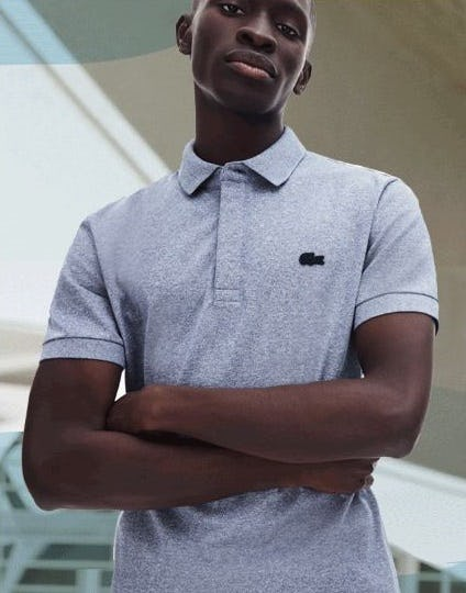 New Season Arrivals from Lacoste