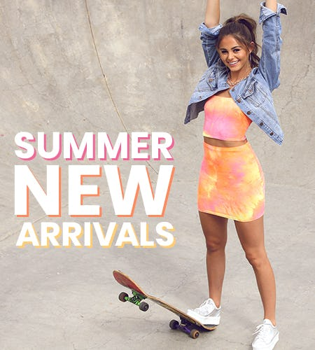Summer New Arrivals from Windsor