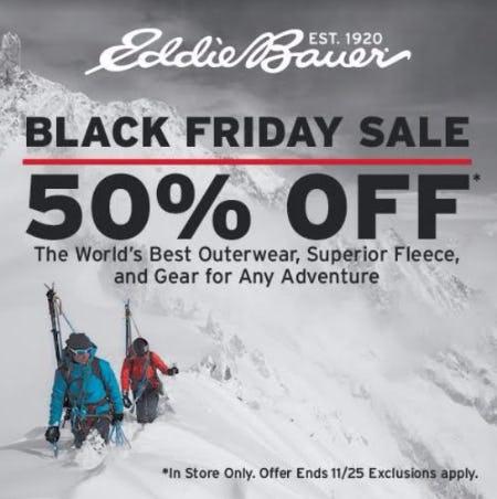 Black Friday Sale 50% Off