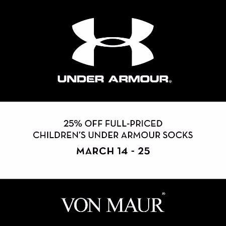 Children's Under Armour Sale