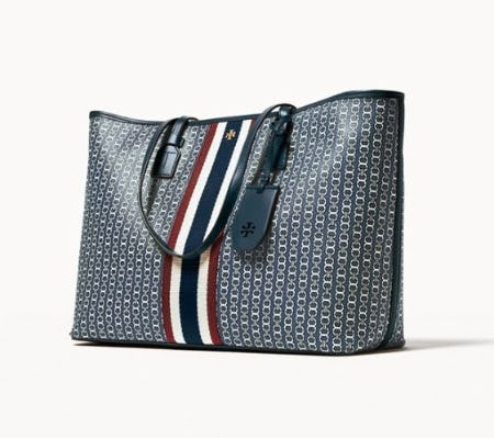 The New Gemini Link Tote from Tory Burch