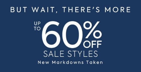 Up to 60% Off Sale from Janie and Jack
