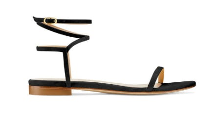 The Merinda Flat from STUART WEITZMAN