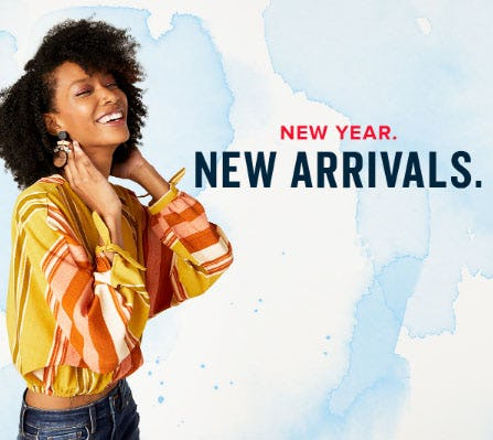New Year. New Arrivals