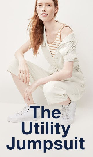 The Utility Jumpsuit from Gap
