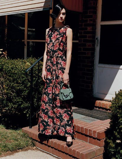 The Prettiest Print of Summer from Barneys New York