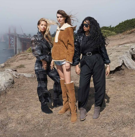 The Classic Femme Collection from Ugg