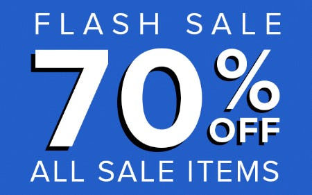 Flash Sale from Fashion To Figure
