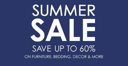 Summer Sale up to 60% Off from Pottery Barn Kids