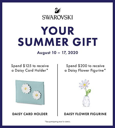 Swarovski Summer Gift from Swarovski
