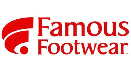 BOGO ½ Off Purchase from Famous Footwear