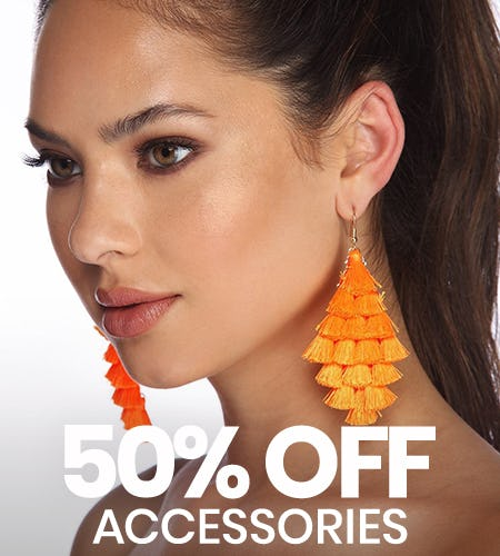 50% OFF ACCESSORIES! from Windsor