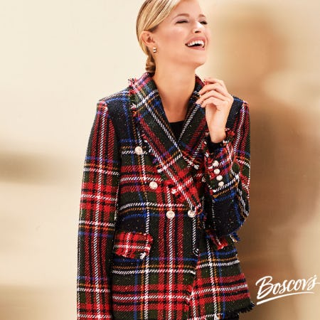 Fall Fashion at Boscov's from Boscov's