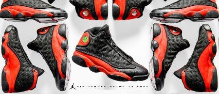 Air Jordan Retro 13 Bred