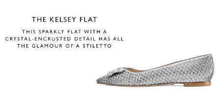 The Kesley Flat from STUART WEITZMAN
