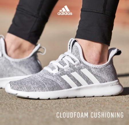 Cloudfoam Cushioning from Rack Room Shoes