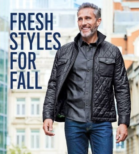 New Arrivals for Fall from UNTUCKit