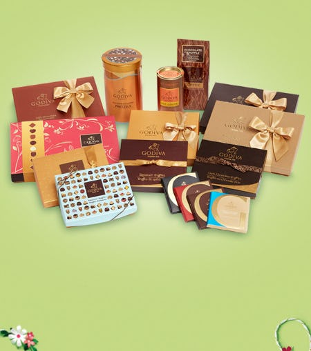 Win a Year of GODIVA from Godiva Chocolatier