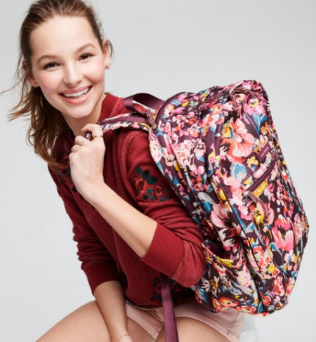Our Most Popular Backpacks from Vera Bradley