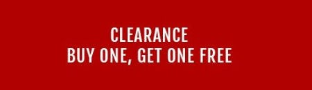 Clearance Buy One, Get One Free from Torrid