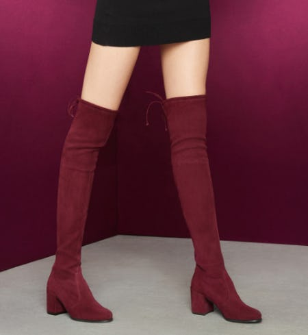 The Tieland Stretch Boot from STUART WEITZMAN