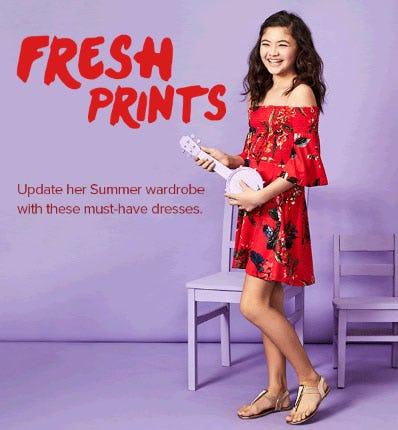 Fresh Prints