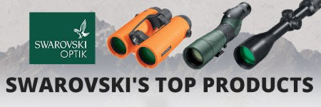 Swarovski's Top Products from Cabela's