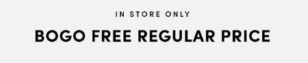 BOGO FREE Regular Price from Torrid
