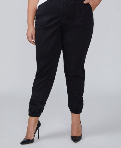 Utility Ankle Pant from Lane Bryant