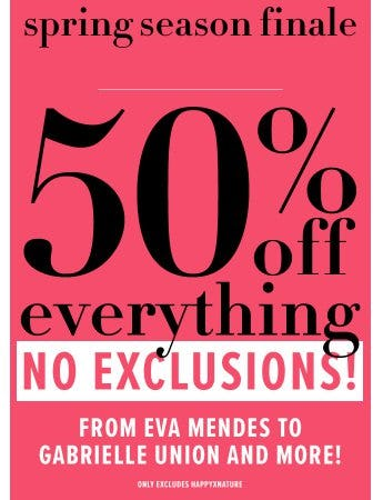 50% Off Everything from New York & Company Outlet