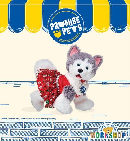PROMISE PETS™ HUSKY