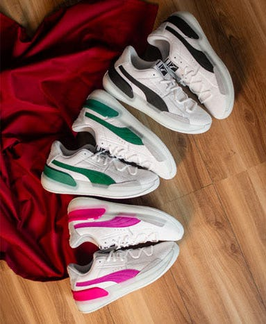 Introducing: Puma Clyde Hardwood from Foot Locker