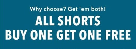 BOGO Free All Shorts from American Eagle Outfitters