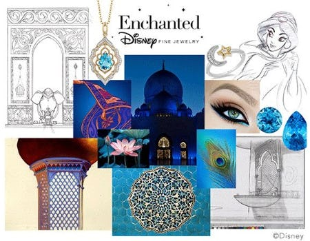 Enchanted Disney Fine Jewelry from Zales The Diamond Store