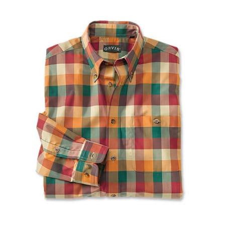Signature Twill Long-Sleeved Shirt