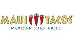 Maui Tacos                               Logo