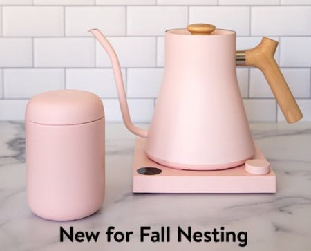 Just In: Fall Home Arrivals