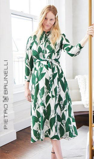 Pietro Brunelli Dresses from A Pea In The Pod