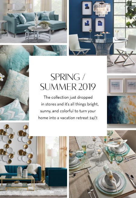 The Spring/Summer 2019 Collection