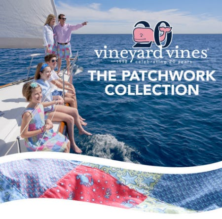 The Patchwork Collection from vineyard vines