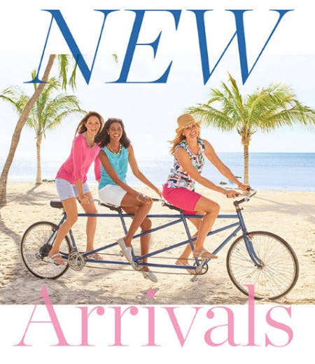 Shop New Arrivals from Talbots