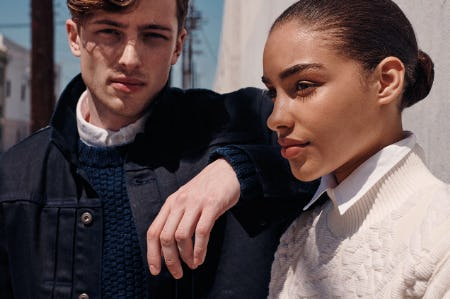 The Fall 2018 Collection from The Levi's Store