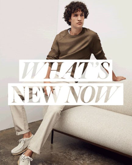 What's New Now from Bloomingdale's