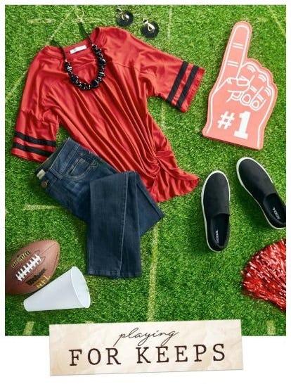 Game-Day Fashion