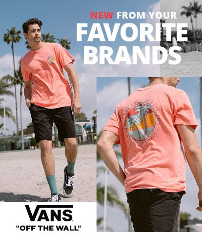 New From Your Favorite Brands from Tillys