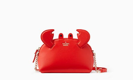 Shore Thing Crab Hilli from kate spade new york