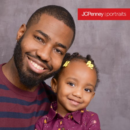 Mini Me Photography Event from JCPenney Portraits