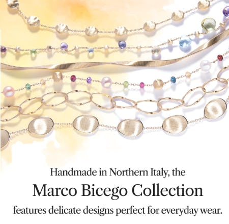The Marco Bicego Collection from Fink's Jewelers