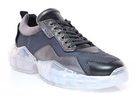 The Diamond Sneakers from Jimmy Choo