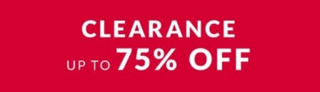 Clearance up to 75% Off from Lane Bryant